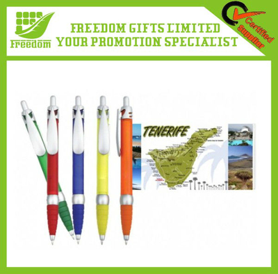 Colorful Advertising Logo Flyer Pen