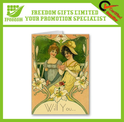 Promotional Business Gifts Greeting Cards Printing