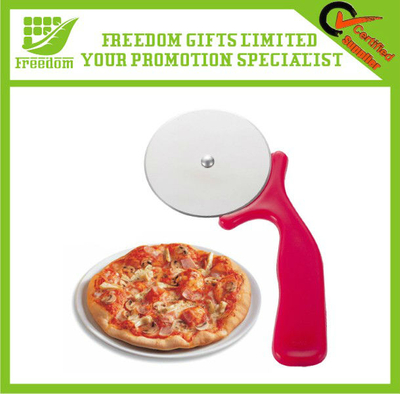 ABS Handle Custom Logo Promotional Pizza Cutter