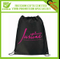 Logo Personalized Promotional Polyester Cinch Backpack