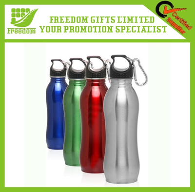 Your Logo Branded Promotional Stainless Steel Water Bottle