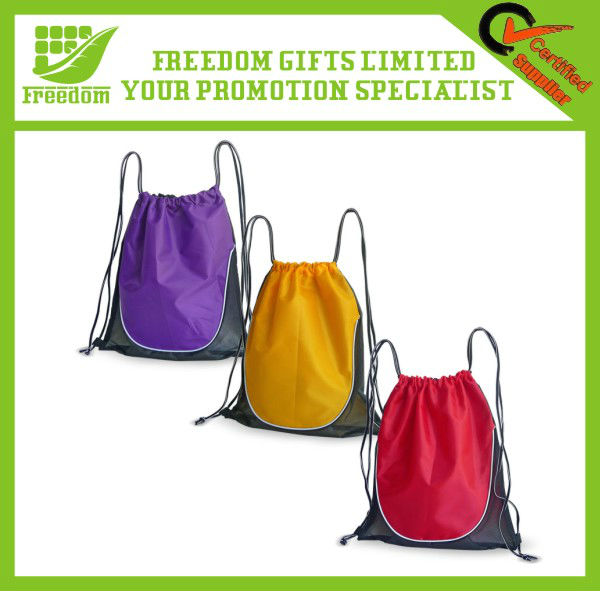 Promotional Customized Shoe Drawstring Bag