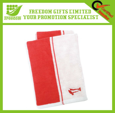 Hot Promotion Logo Printed Gift Bath Towel