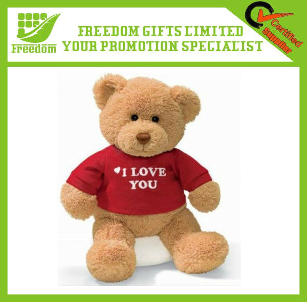 Children Safe Lovely Bear Plush Toy