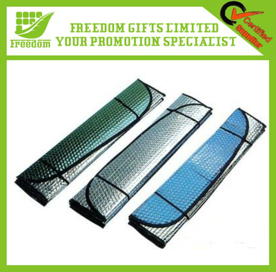 Advertising Logo OEM Bubble Auto Sun Shades