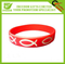 Bulk Cheap Promotion Debossed Wristbands Silicone