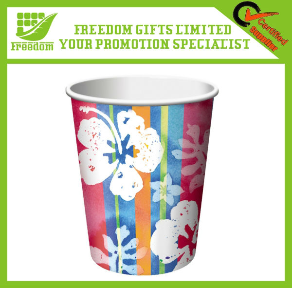 Customized Eco-Friendly Disposable Paper Cup