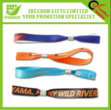 Logo Printed Personalized Woven Wristband