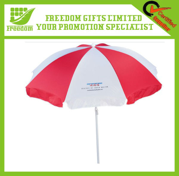 Advertising Beach Umbrella Pormotion Outdoor Umbrella