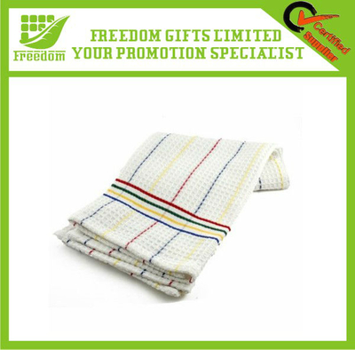 New Design Yarn Dyed Advertising Gift Towel