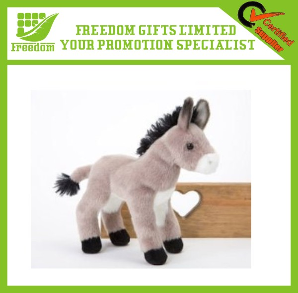 Soft Promotional Donkey Stuffed Toys
