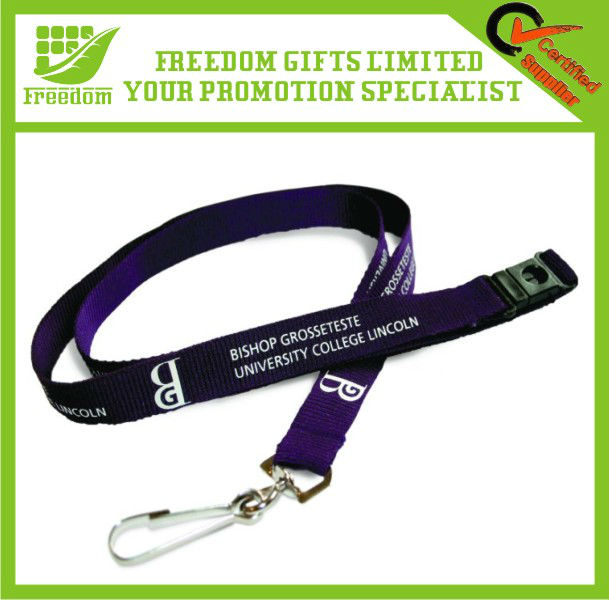 Personalized Design Custom Polyester Lanyard
