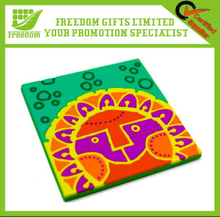 Welcomed Customized PVC Rubber Coaster