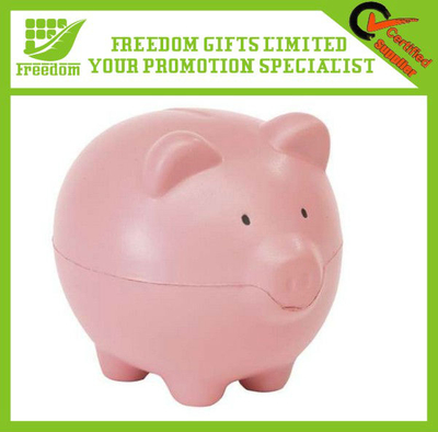 Cute Pig PU Stress Ball