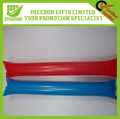 Plain Balloon Sticks Cheering Sticks Inflabable Sticks