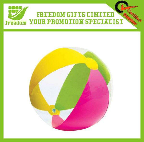 High Quality PVC Inflatable Beach Water Ball
