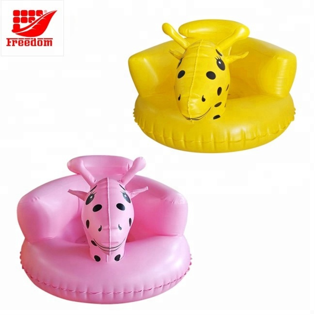 Customized Logo Printed Promotional Inflatable Chair