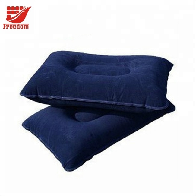 Cheapest Price Top Quality Logo Printed Fashional PVC Inflatable Pillow