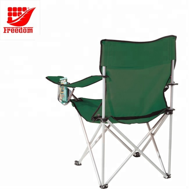 Pop Selling Oxford Foldable Chair for Beach With Printing