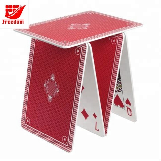 Top Quality And Cheap Custom Printing Advertising Poker
