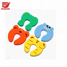 Wholesale Rubber Cute Shaped Kis Foam Door Stop