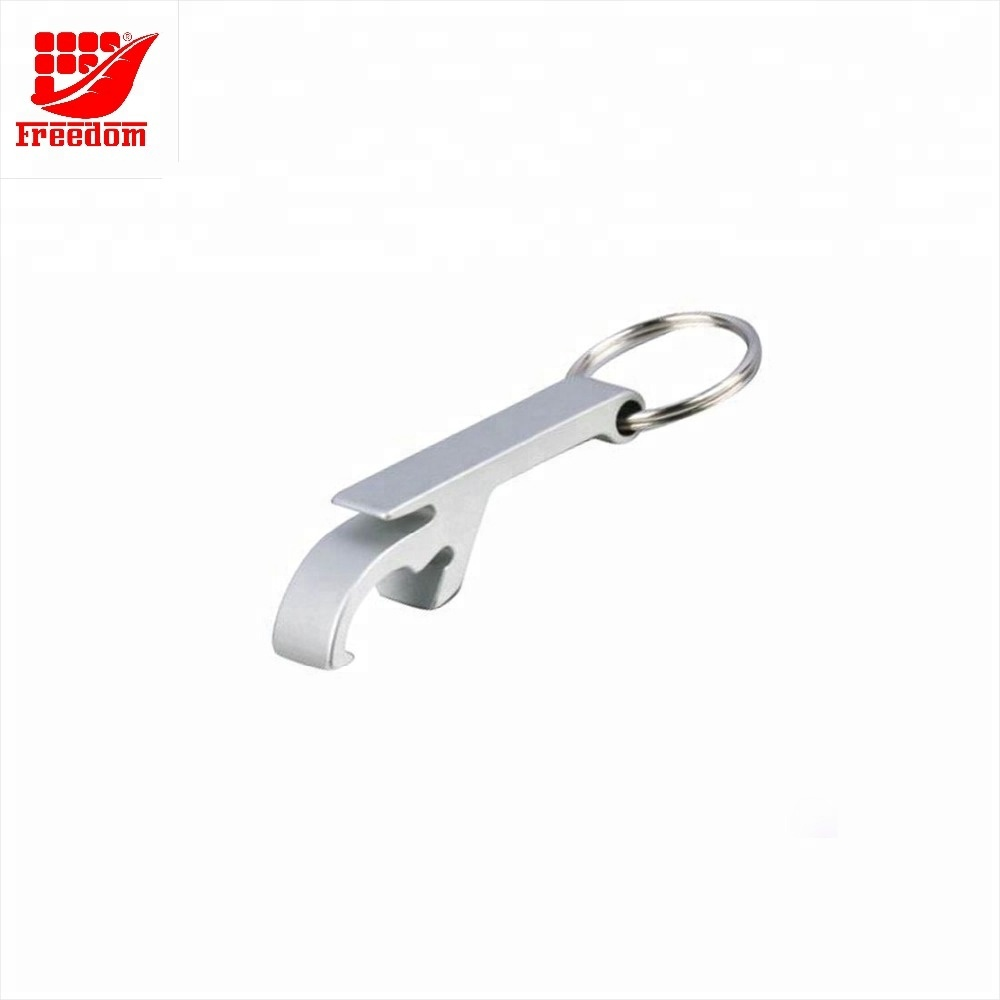 Promotional Brand Keychain Metal Bottle Opener Keychains