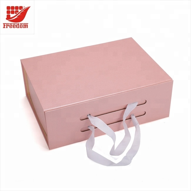 Cardboard Gift Box with Customized Design
