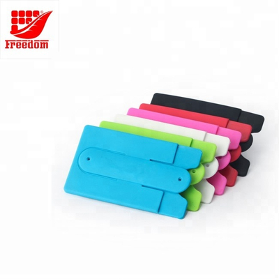 Most Popular Logo Printed Smart Wallet Mobile Card Holder