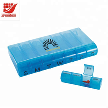 Promotion Large Capacity multi-funtion pill box