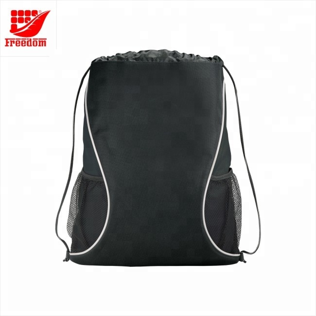 Mesh Assorted Waterproof Drawstring Sports Bag
