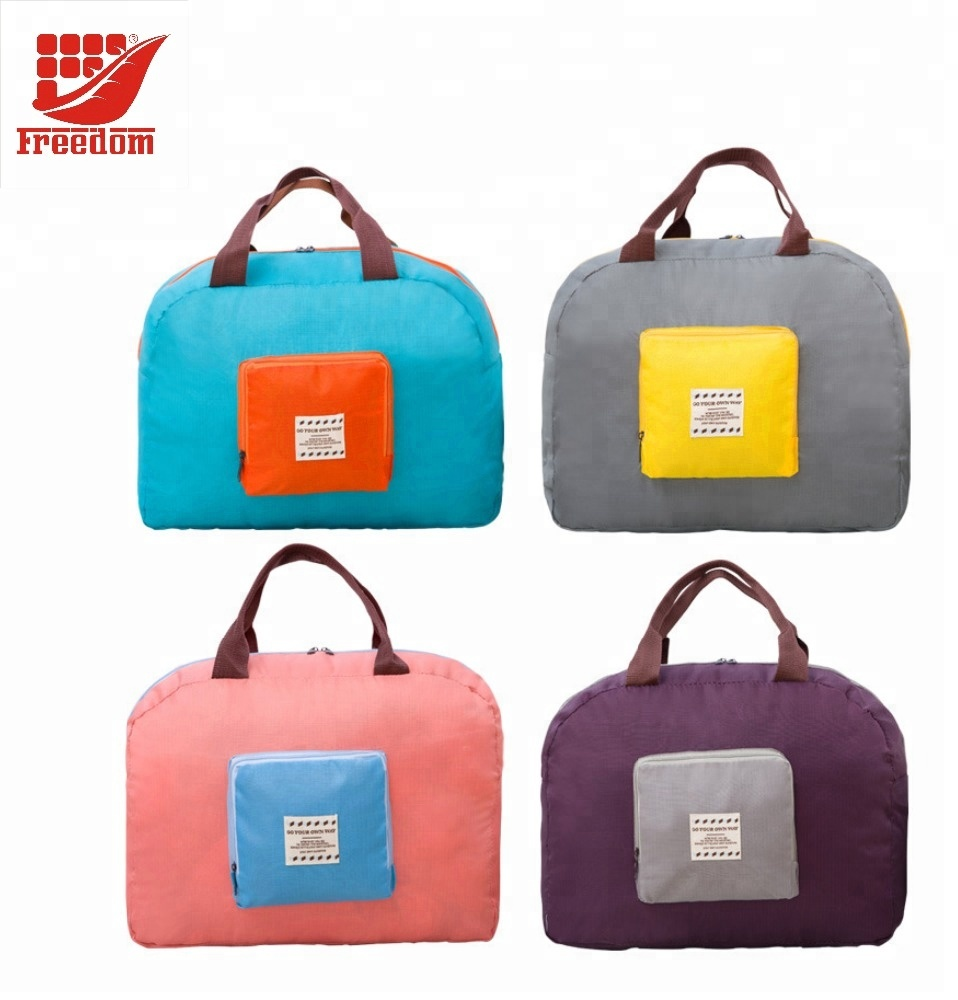 High Quality Customized LOGO Printed Portable Canvas Yoga Tote Bags