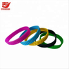 Customized printed silicone wristband