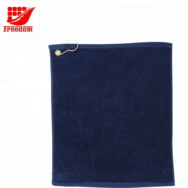 Promotional Cotton Travel Golf Towel