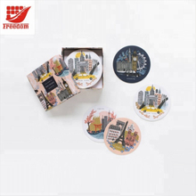 Promotional OEM Logo Printed Cheap Paper Coaster