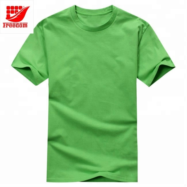 100% Cotton OEM Customized Printed T-shirt