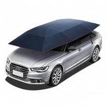 Folded Portable Automobile Protection Car Umbrella Sunproof Sun Shade Canopy Cover Universal