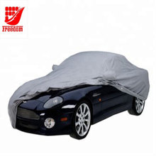 Convenient Foldable Customized Logo Car Covers