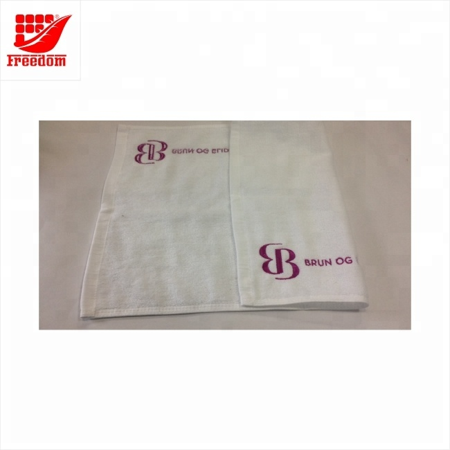 Logo Embroidery Sports Cotton Towel