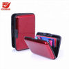Aluminum Shell Waterproof Anti-magnetic Blocking Protector Credit Card Wallet Holder