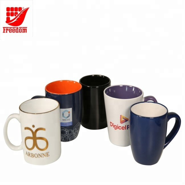 11 OZ Logo Customized Ceramic Mug