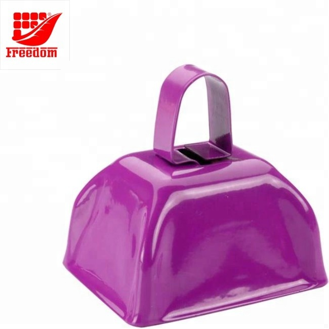 Most Popular Logo Printed Cow bell