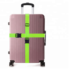 Good Quality Adjustable and Colorful Luggage Straps