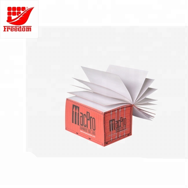 Logo Customized Paper Sticky Note