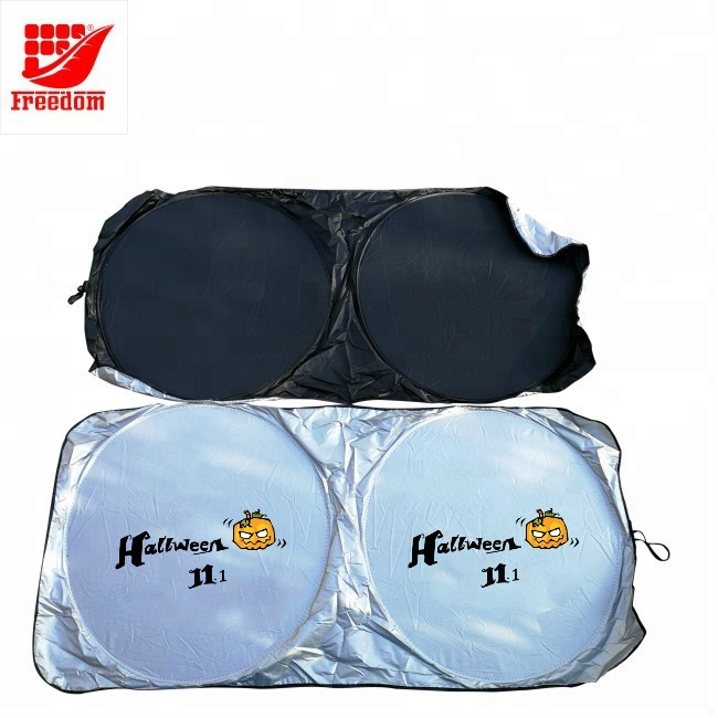 Promotional Logo Printed Promotional Car Sunshade