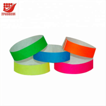 Promotional Given Away Disposable Cheap Tyvek Wristbands ,Identification Band