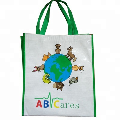Hot Sale Custom RPET Shopping Bag