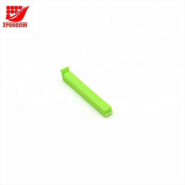 Eco-friendly Logo Customized Plastic Sealing Bag Clips