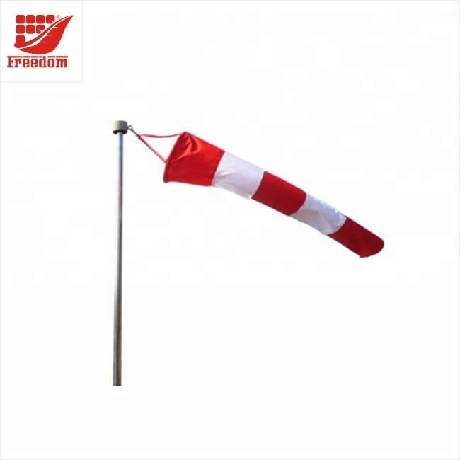 Airport Windsock Outdoor Rainbow Wind Measurement Sock Bags