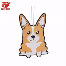 Customized Promotional Car Shaped Paper Car Air Fresheners